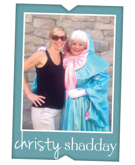 Christy Shadday | Co-Owner of FTM Travel + Fairy TripMother