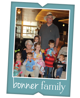 The Bonner Family