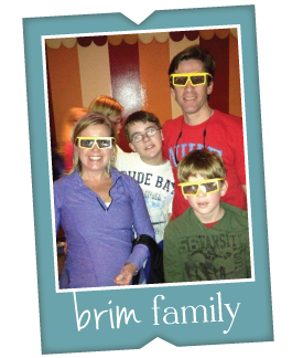 The Brim Family