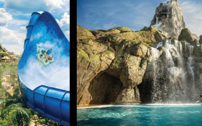 Volcano Bay at Universal Resort Orlando is Reopening